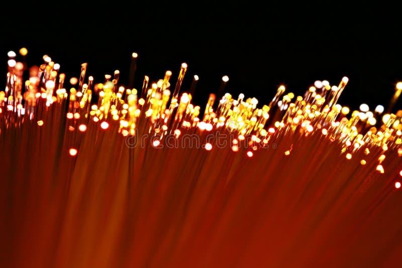 οπτικές ίνες στοκ φωτογραφία με δικαίωμα ελεύθερης χρήσης