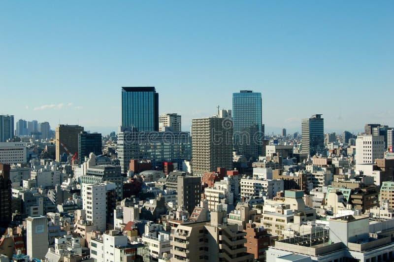 ορίζοντας Τόκιο στοκ εικόνες με δικαίωμα ελεύθερης χρήσης