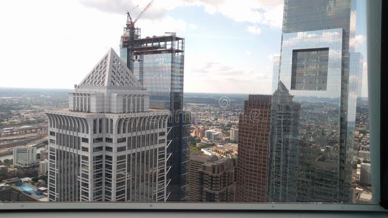 Ορίζοντας Philly στοκ φωτογραφία με δικαίωμα ελεύθερης χρήσης