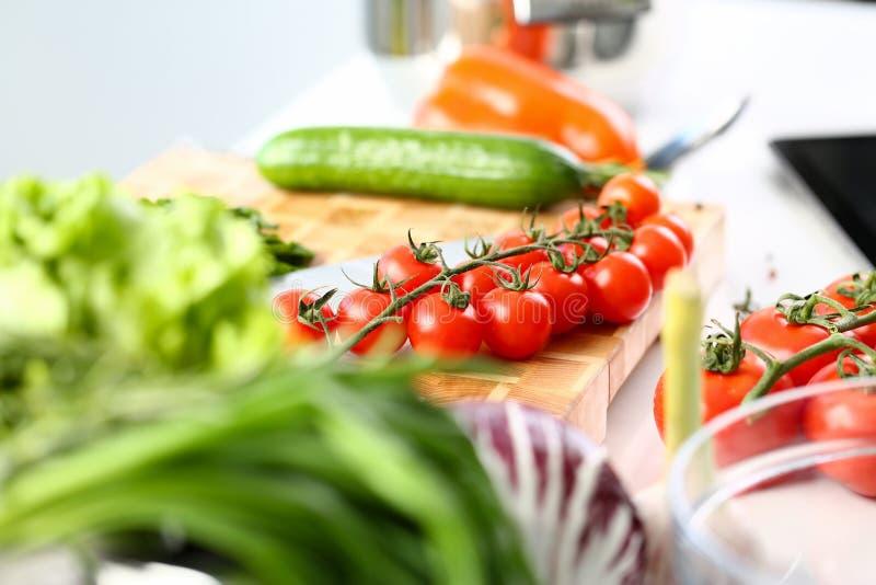 Οργανική υγιής φυτική κατάταξη συστατικών στοκ εικόνες