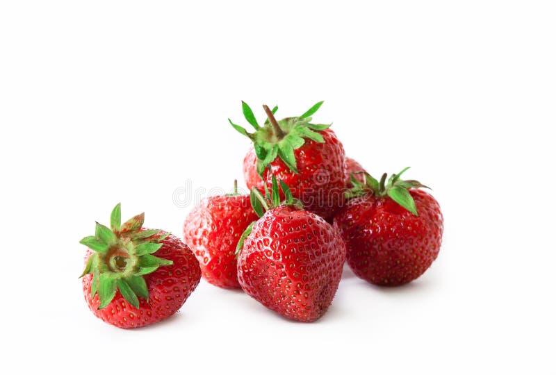 οργανική φράουλα στοκ εικόνα με δικαίωμα ελεύθερης χρήσης