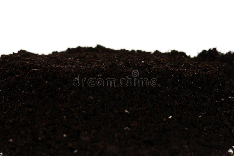 Οργανικό χώμα στοκ φωτογραφία