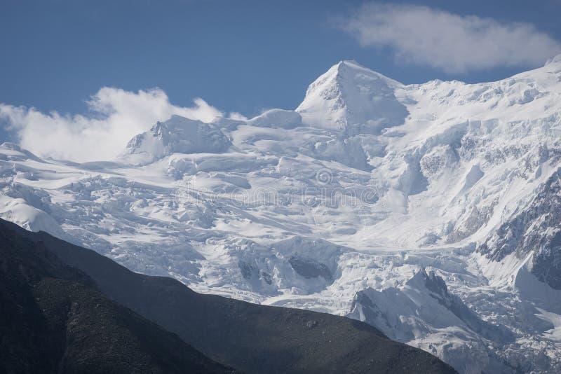 Ορεινός όγκος βουνών Parbat Nanga ένα πρωί, Chials, Πακιστάν στοκ φωτογραφία με δικαίωμα ελεύθερης χρήσης