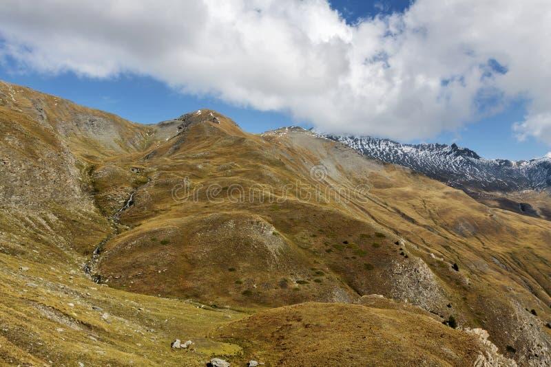 Ορεινός όγκος Malrif, Γαλλία στοκ φωτογραφίες με δικαίωμα ελεύθερης χρήσης