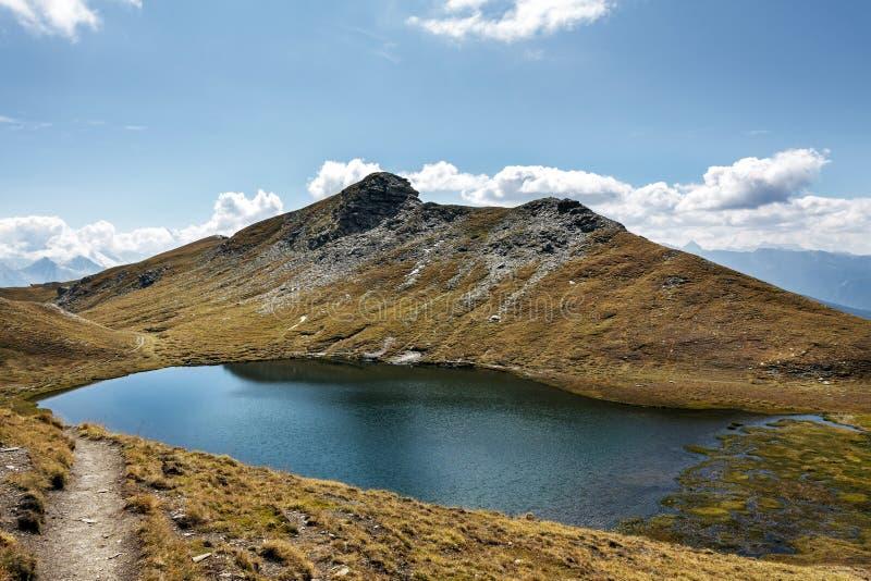 Ορεινός όγκος Malrif, Γαλλία στοκ φωτογραφία με δικαίωμα ελεύθερης χρήσης