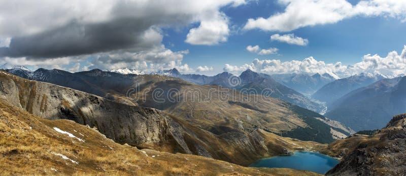 Ορεινός όγκος Malrif, Γαλλία στοκ εικόνα