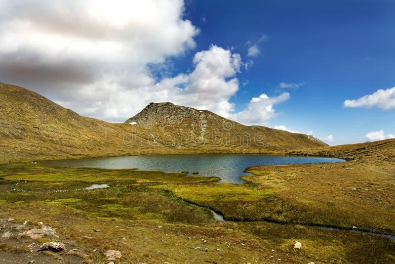 Ορεινός όγκος Malrif, Γαλλία στοκ φωτογραφία