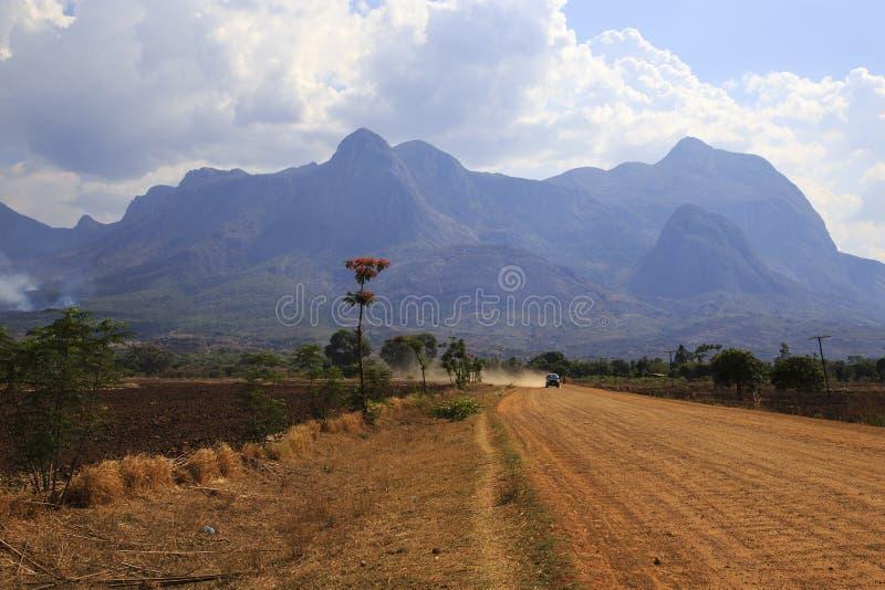 Ορεινός όγκος Mulanje στοκ φωτογραφία με δικαίωμα ελεύθερης χρήσης