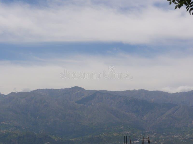 Ορεινό τοπίο σε Kabylia Βουνά Kabyle στοκ φωτογραφίες με δικαίωμα ελεύθερης χρήσης