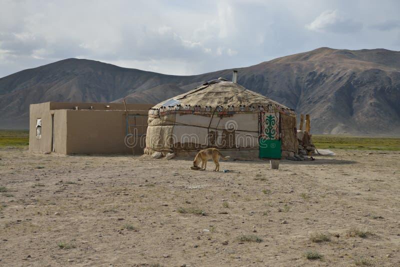 Ορεινό χωριό στοκ φωτογραφία με δικαίωμα ελεύθερης χρήσης