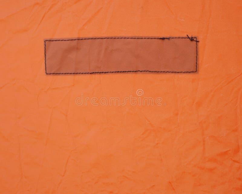 Ορθογώνιο που ράβεται στο βινύλιο στοκ εικόνα με δικαίωμα ελεύθερης χρήσης