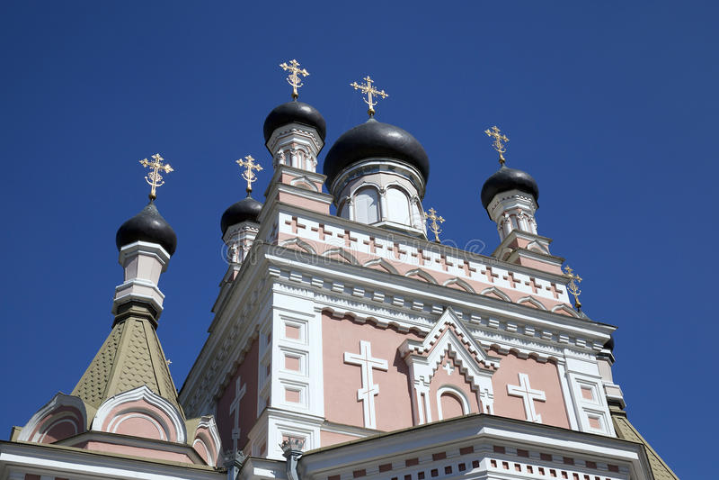 Ορθόδοξη Εκκλησία Hrodna στοκ φωτογραφία με δικαίωμα ελεύθερης χρήσης