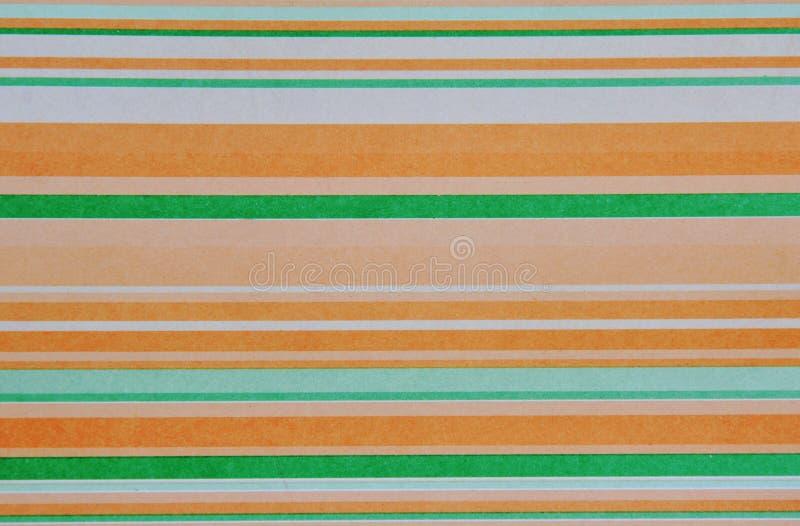Οριζόντιες υπόβαθρο και σύσταση εγγράφου φραγμών χρώματος στοκ εικόνες με δικαίωμα ελεύθερης χρήσης