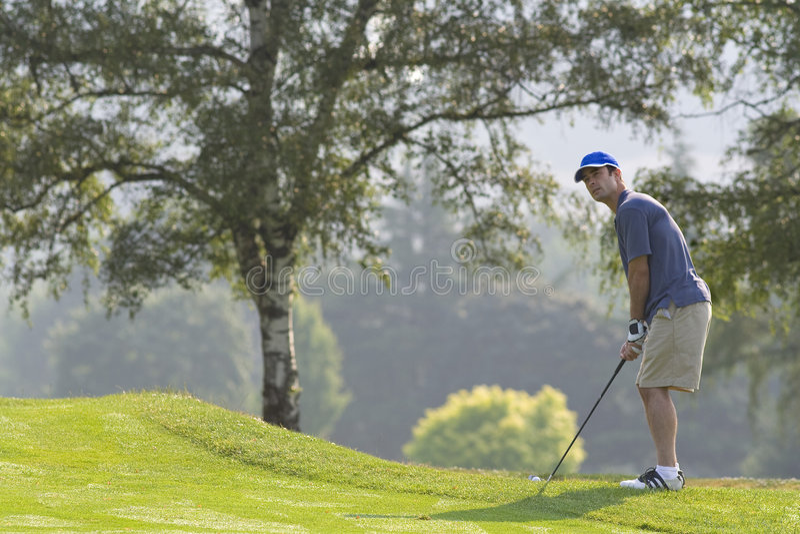 οριζόντιο πλάνο τιμής τών παραμέτρων ατόμων γκολφ επάνω στοκ εικόνες με δικαίωμα ελεύθερης χρήσης