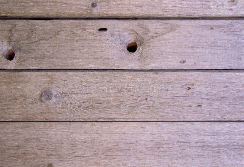 Οριζόντιο υπόβαθρο των παλαιών ξύλινων φυσικών πινάκων στοκ εικόνες