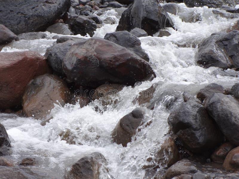 Ορμώντας νερό στοκ φωτογραφία