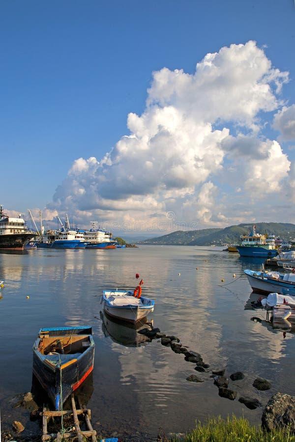 Ορντού, PerÅŸembe, Τουρκία στοκ εικόνα