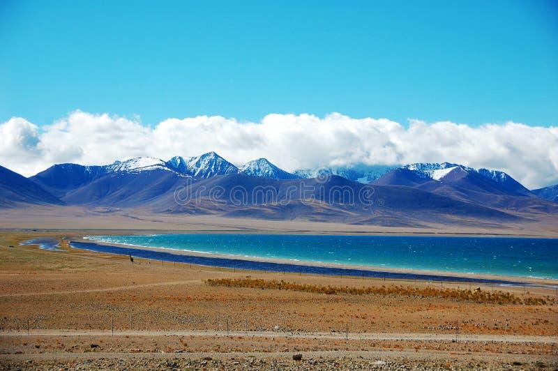 οροπέδιο λιμνών στοκ εικόνα με δικαίωμα ελεύθερης χρήσης