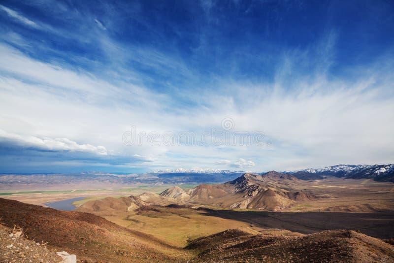 Οροσειρά Νεβάδα στοκ φωτογραφίες