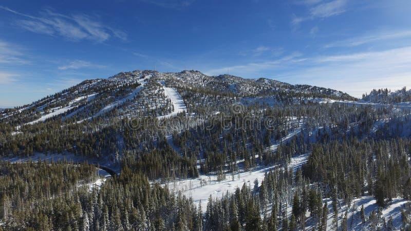 Οροσειρά Σύνοδος Κορυφής στοκ φωτογραφία με δικαίωμα ελεύθερης χρήσης