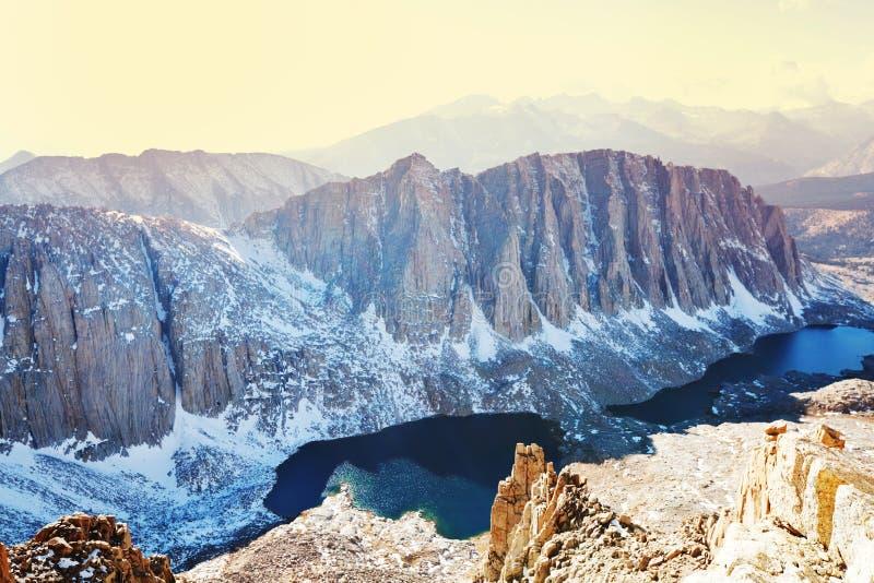 οροσειρά της Νεβάδας στοκ φωτογραφίες