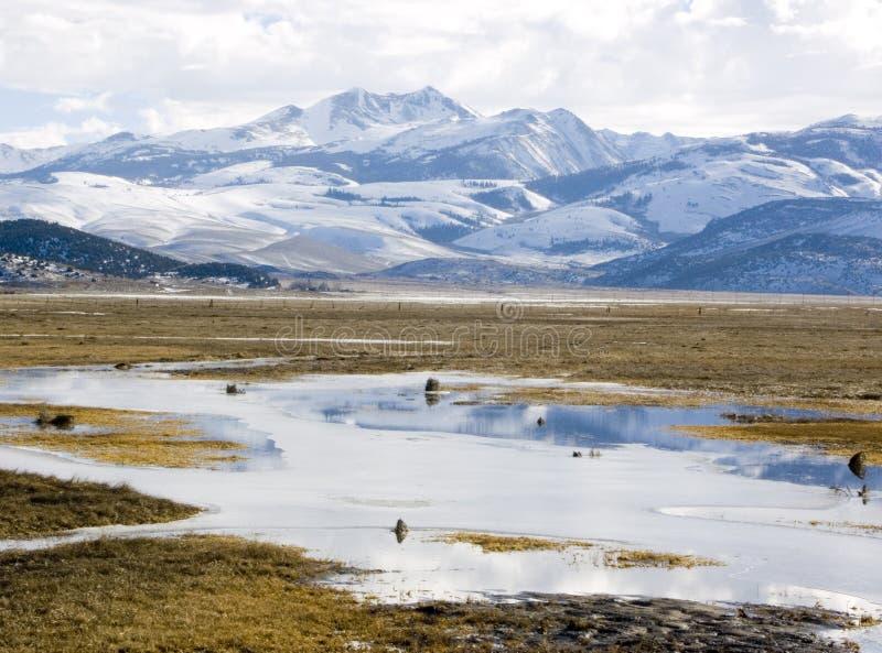 οροσειρά του Μπρίτζπορτ στοκ εικόνες