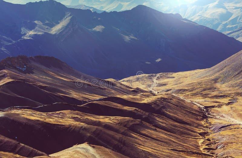 οροσειρά στοκ εικόνα