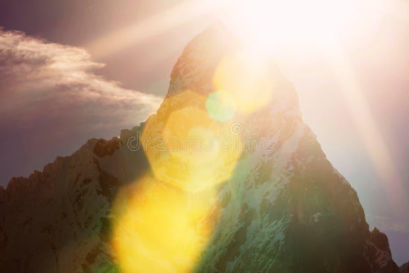 οροσειρά στοκ εικόνα με δικαίωμα ελεύθερης χρήσης