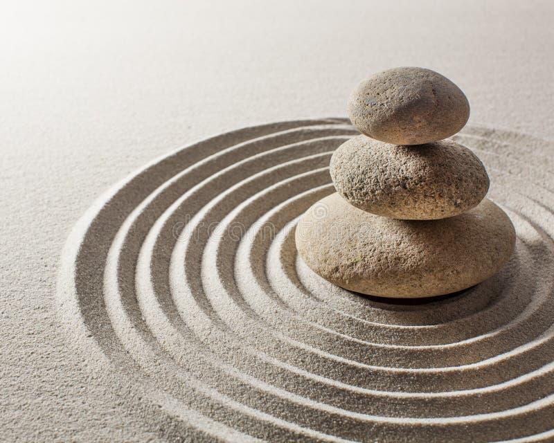 Ορυκτή φρόνηση και ασιατική ισορροπία στοκ φωτογραφίες