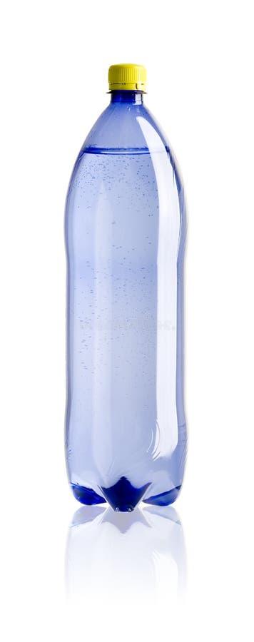 ορυκτό ύδωρ μονοπατιών μπο& στοκ εικόνα