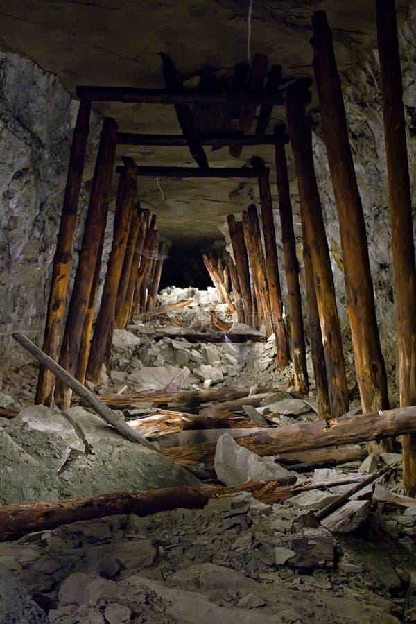 ορυχείο παλαιό στοκ φωτογραφίες με δικαίωμα ελεύθερης χρήσης