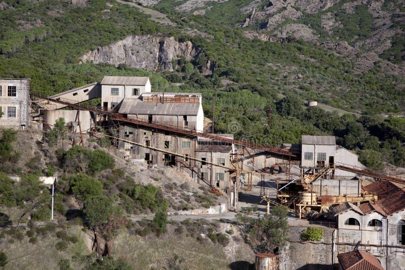 ορυχείο στοκ εικόνες
