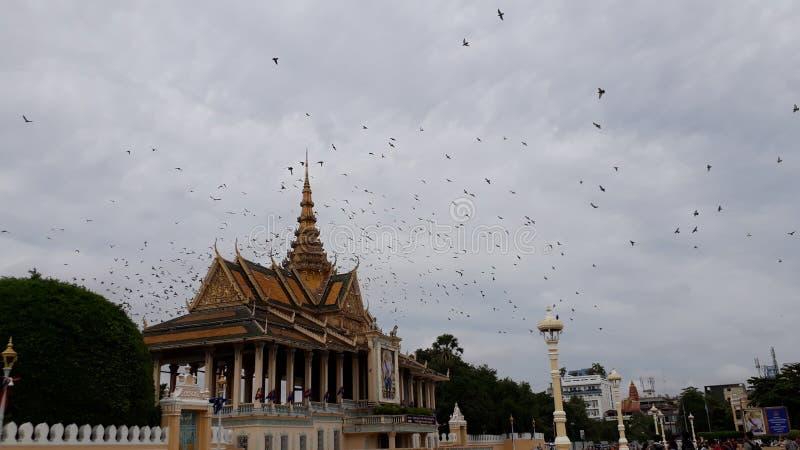 Ορόσημο στην Καμπότζη στοκ φωτογραφίες