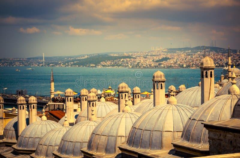 Ορόσημο της Ιστανμπούλ στοκ εικόνα με δικαίωμα ελεύθερης χρήσης