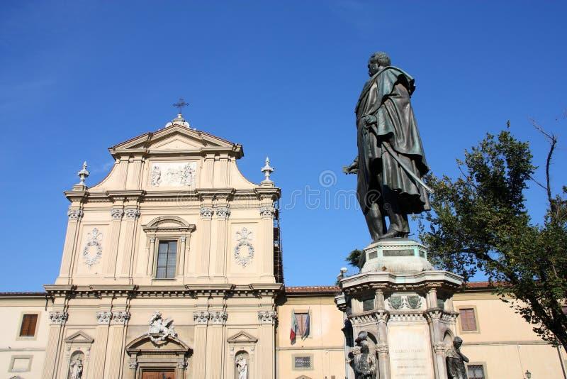 Ορόσημο της Φλωρεντίας στοκ φωτογραφία με δικαίωμα ελεύθερης χρήσης