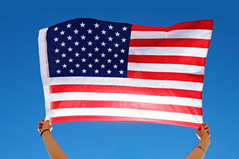 4ος της έννοιας εορτασμού ημέρας της ανεξαρτησίας Ιουλίου στοκ εικόνα με δικαίωμα ελεύθερης χρήσης