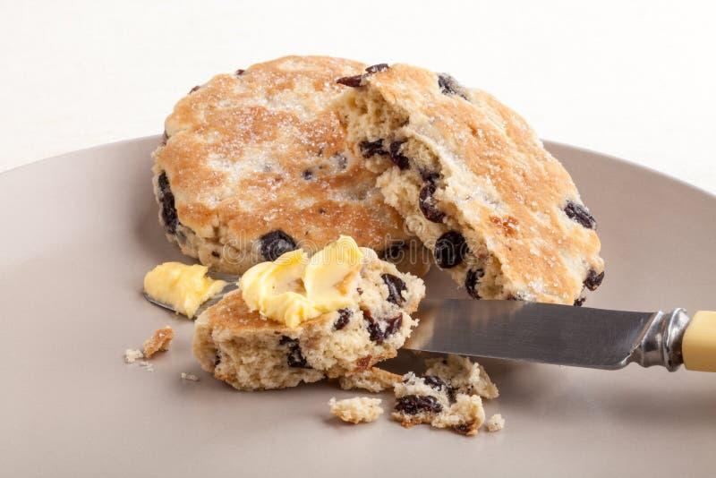 Ουαλλέζικα κέικ στοκ φωτογραφίες
