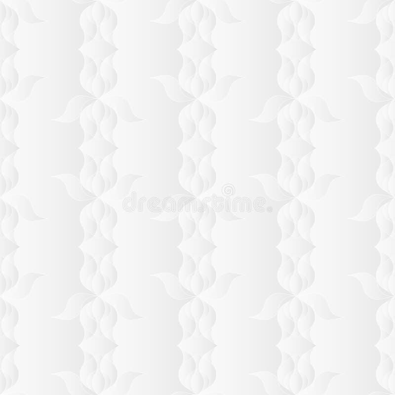 Ουδέτερη άσπρη σύσταση λουλουδιών της Iris στοκ εικόνες