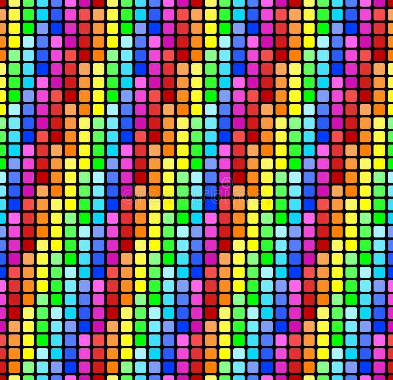 ουράνιο τόξο ανασκόπησης ά&n διανυσματική απεικόνιση