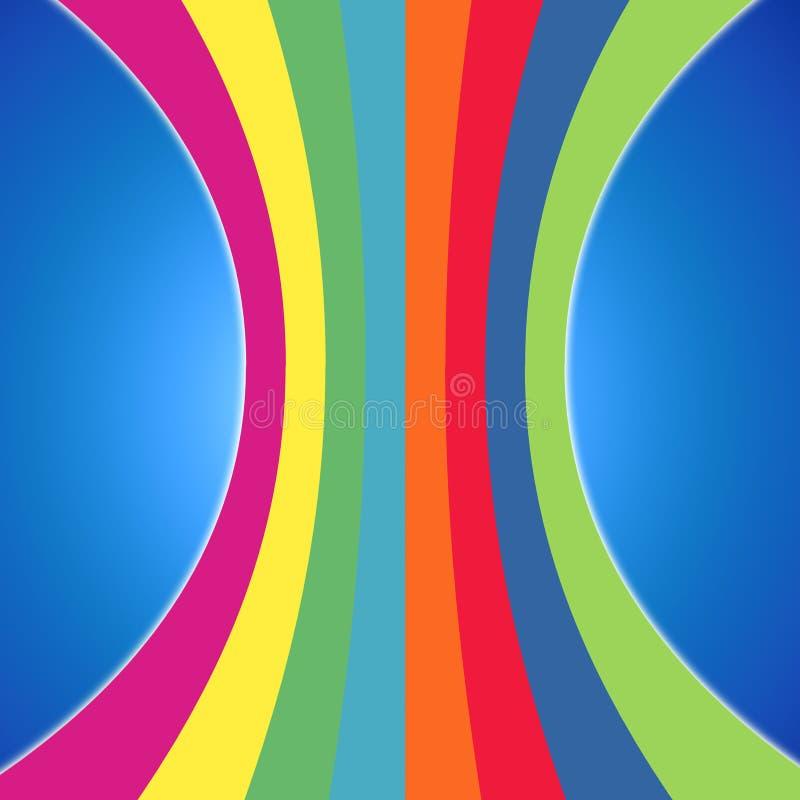 Download ουράνιο τόξο ανασκόπησης απεικόνιση αποθεμάτων. εικονογραφία από διακόσμηση - 13182457