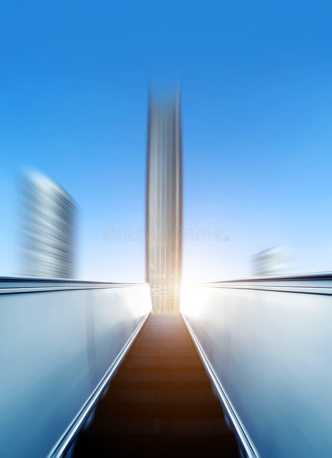 ουρανοξύστες μολύβδο&upsilon στοκ εικόνες