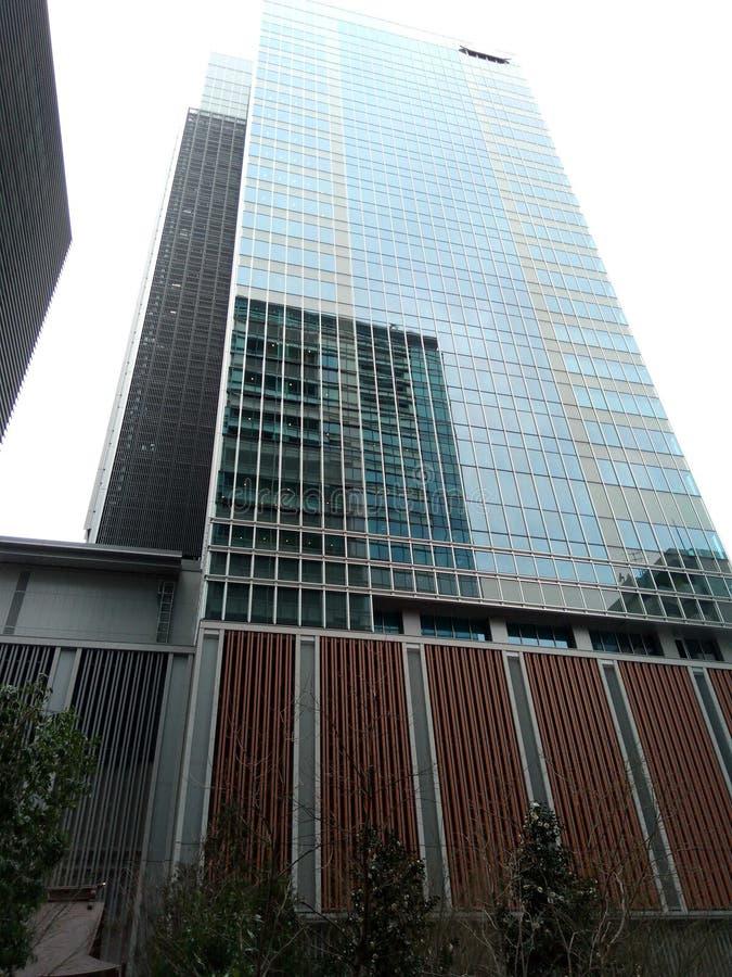 Ουρανοξύστες του Τόκιο στοκ εικόνες