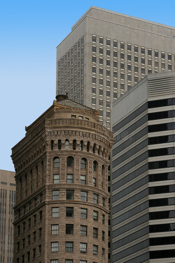 Download ουρανοξύστες στοκ εικόνες. εικόνα από καλιφόρνια, κεντρικός - 123978