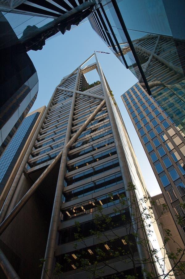 ουρανοξύστης Σύδνεϋ στοκ φωτογραφία