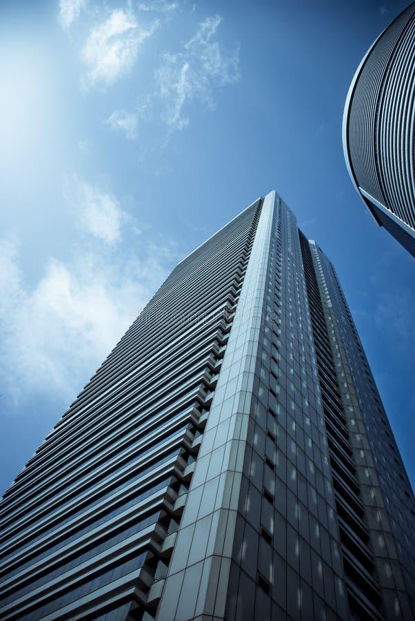 ουρανοξύστης ψηλός στοκ εικόνες με δικαίωμα ελεύθερης χρήσης