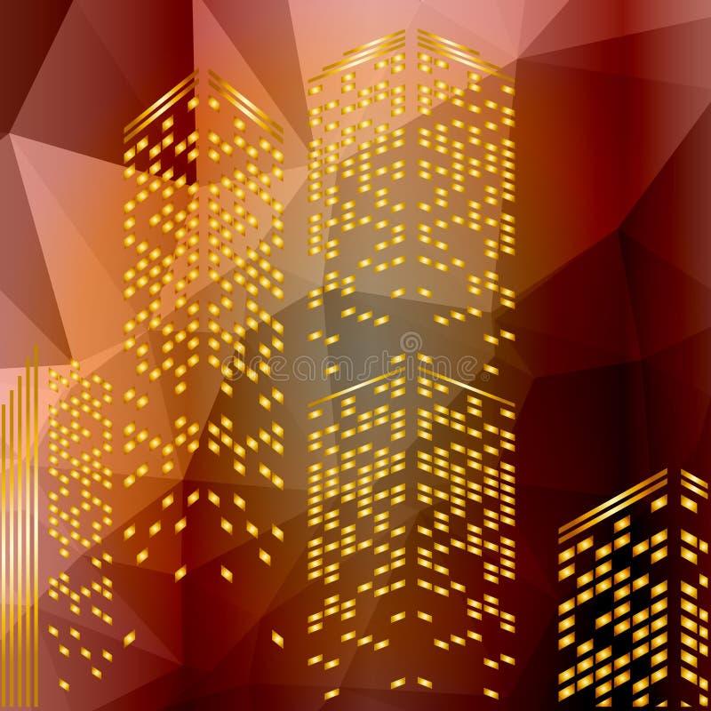 Ουρανοξύστης ελεύθερη απεικόνιση δικαιώματος