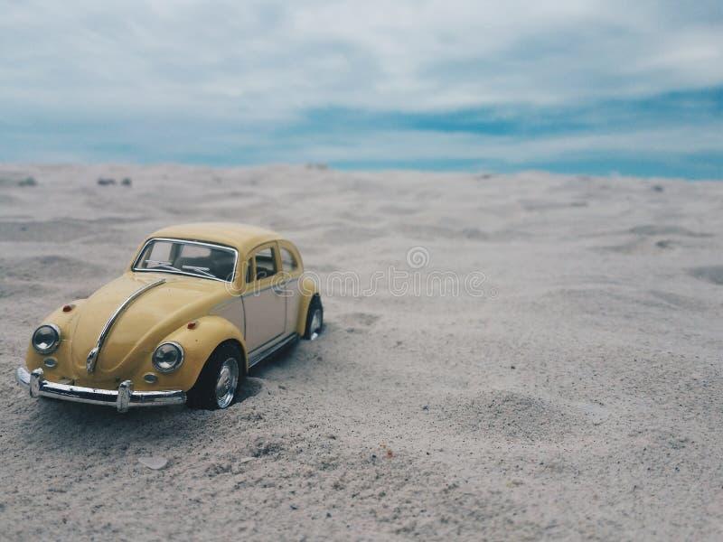 Ουρανός άμμου θάλασσας στοκ φωτογραφία με δικαίωμα ελεύθερης χρήσης