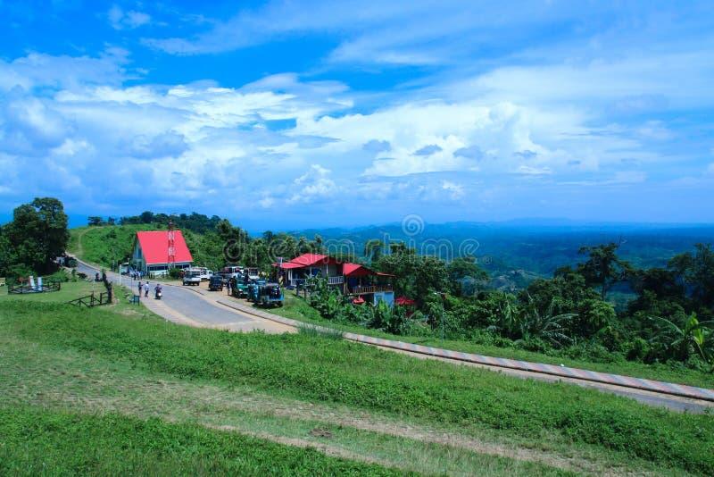 Ουρανός ημέρας Landsceap veiw στοκ φωτογραφία με δικαίωμα ελεύθερης χρήσης