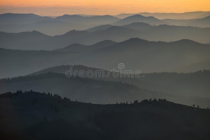 Ουρανός κλίσης στοκ φωτογραφία με δικαίωμα ελεύθερης χρήσης