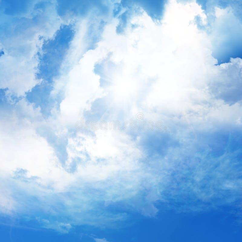 ουρανός ουρανού στοκ εικόνα